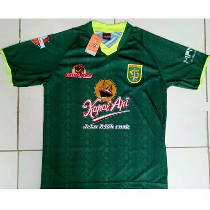 Jual Jersey Persebaya Home Liga 1 Shope 2020 Hijau Printing Terbaru Lokal Hijau Xl Kota Surabaya Graha Jersey Tokopedia