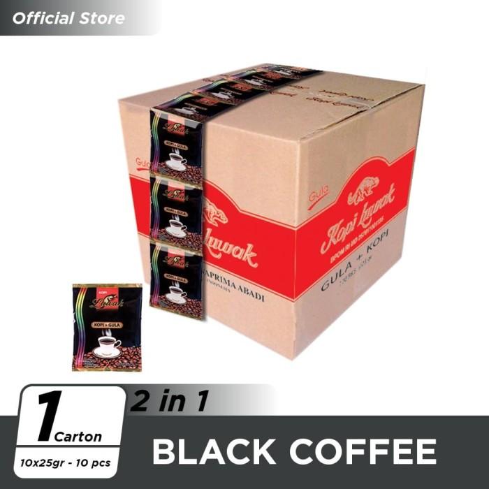 Foto Produk Kopi Luwak Gula Renceng 10x25gr - 10 pcs [Carton] dari Kopi Luwak Official