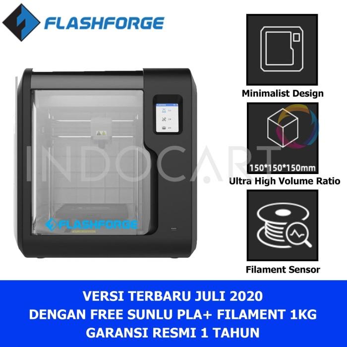 Foto Produk 3D Printer Unit FlashForge Adventurer 3 w/Camera and Filament Sensor dari INDOCART