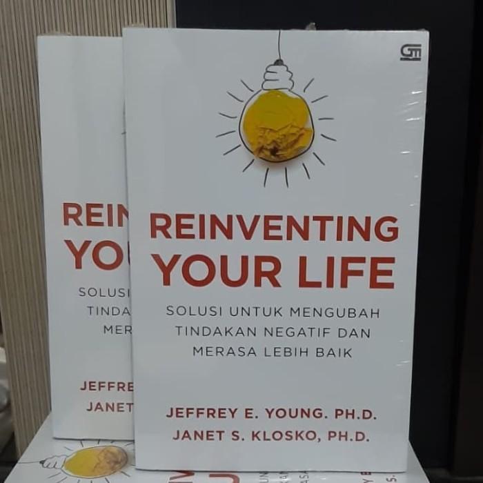 Foto Produk Buku Reinventing Your Life Jeffrey E. Young Ph.D. Janet S. Klosko, dari Showroom Books