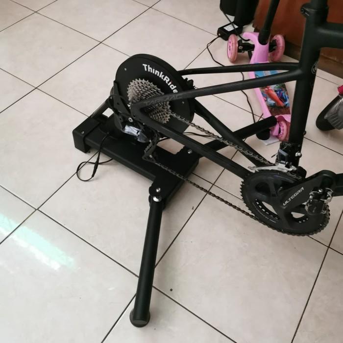 Foto Produk Jual Think Rider X7 Smart Trainer with sprocket 11-34 ultegra dari IndoWebstorecom