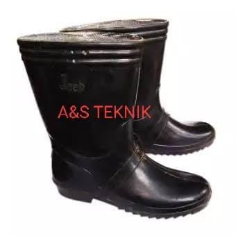 Foto Produk Sepatu boots JEEP pendek dari A&S teknik