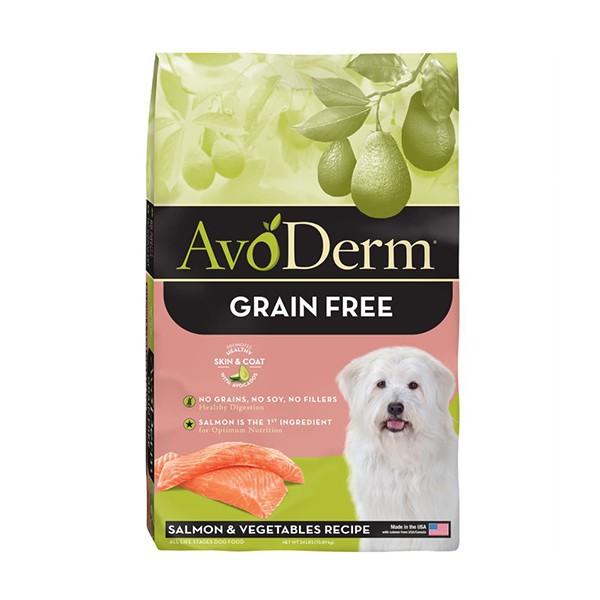 Foto Produk avoderm 1.81 kg dog grain free salmon and vegetables recipe dari F.J. Pet Shop