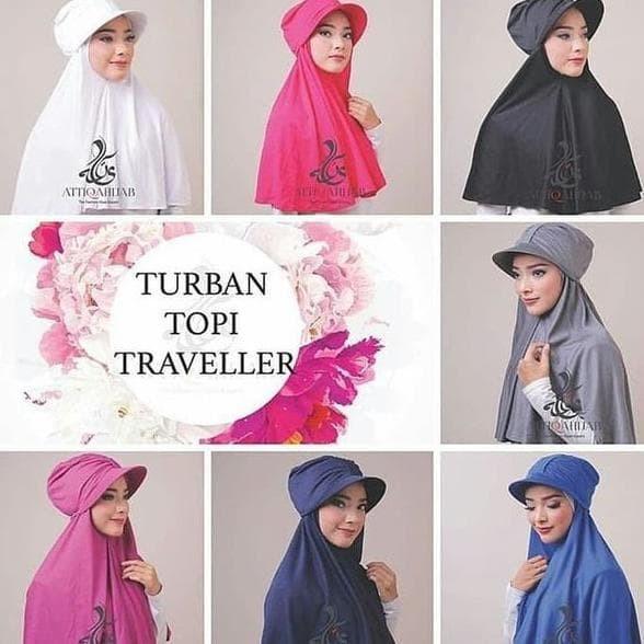 Jual Hijab Topi Traveler Kota Cilegon Lighthousestore Tokopedia