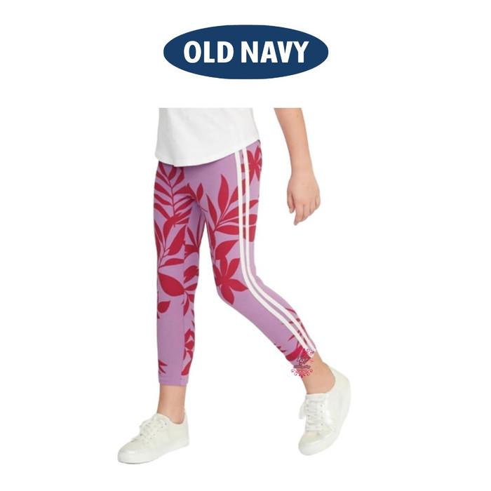 Jual Legging Crop Capri Anak 6 7y Sd 14y Old Navy Motif D L Jakarta Selatan Kn Shop8onlinejkt Tokopedia