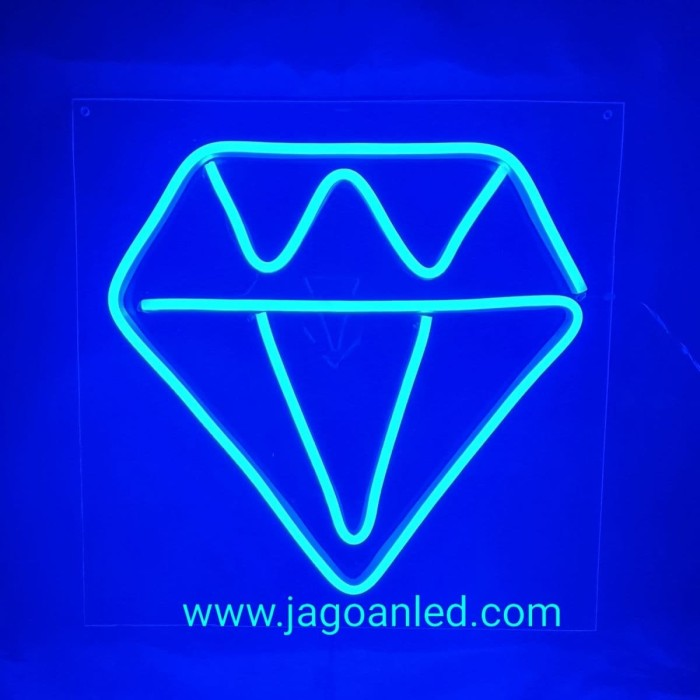 Jual Custom Led Neon Sign Kota Malang Jagoanled Tokopedia