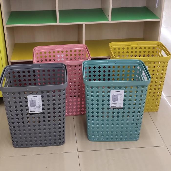Jual Keranjang Baju Kotor Keranjang Cuci Laundry Basket Informa Kab Karawang Rumah Furniture Dan Accessories Tokopedia