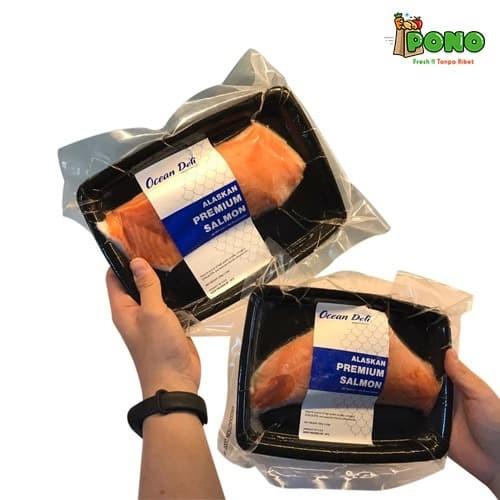 Foto Produk Alaskan Premium Salmon dari Pono Area Solo