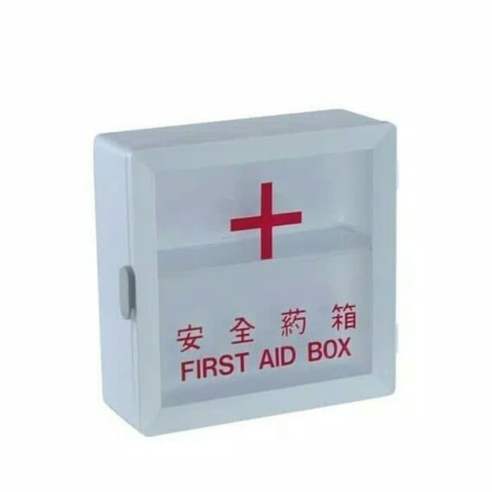Jual First Aid Box Kotak P3k Maspion S Box P 3 K Jakarta Barat Hayamas Safetindo Tokopedia