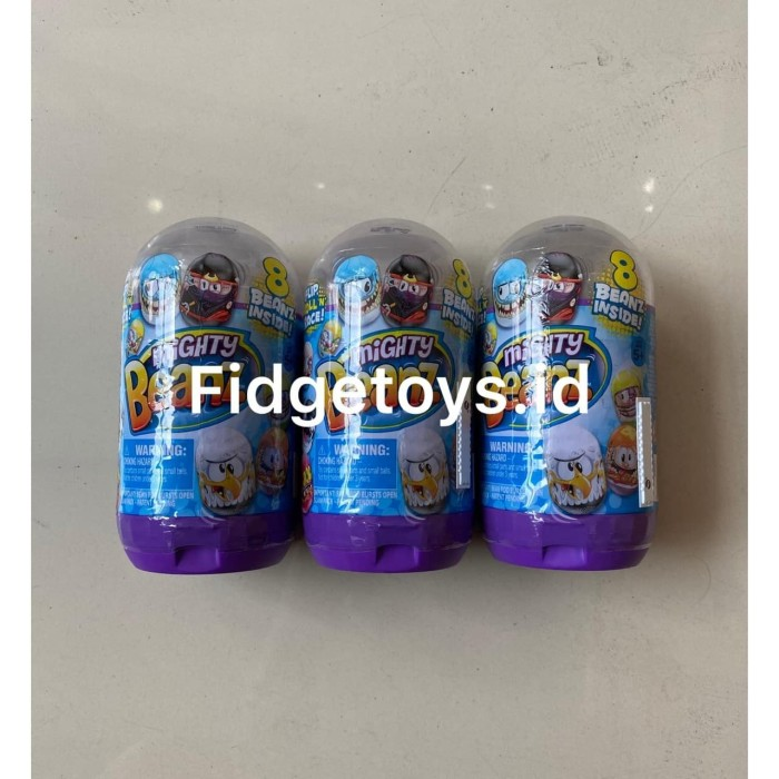 Foto Produk Mighty Beanz 8-Packs The Collectable Beans - Hot Toys 2019 dari Fidgetoys.id
