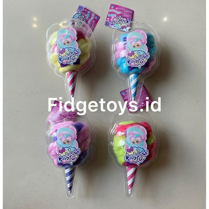 Foto Produk Candylocks Doll - Scented Collectible Surprise Doll with Accessories dari Fidgetoys.id
