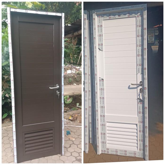 Jual pintu kamar mandi panel aluminium - Kota Depok ...