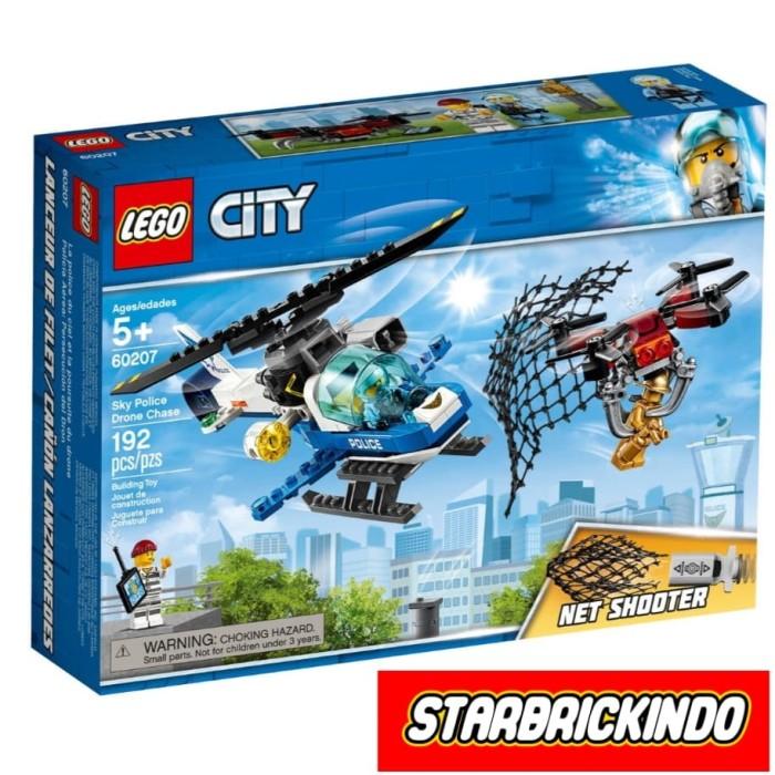 Jual Lego City Sky Police Drone Chase 60207 - Jakarta ...