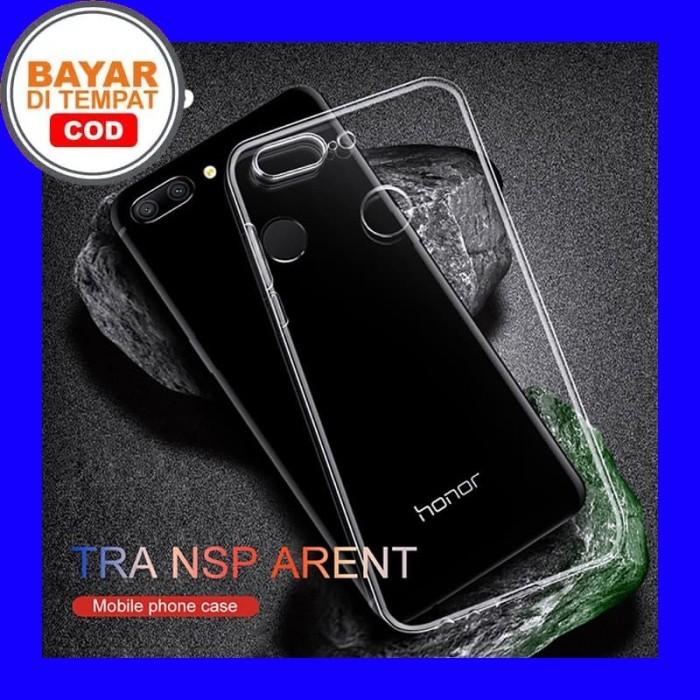 Foto Produk Huawei Honor 9 Lite - Transparan Silicone Clear Soft Case Cover dari Max Case