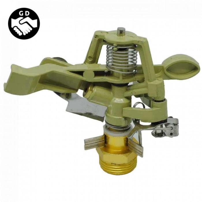 Foto Produk Taffware Rotate Sprinkler Spray Nozzle Air Irigasi Taman PYK-10 Copper dari Gudang Dagang