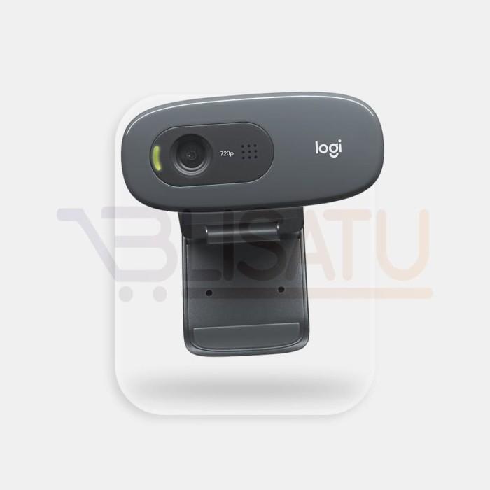 Foto Produk Webcame Logitech C270 HD Original Garansi 1 Tahun dari BLISATU