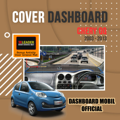 Jual Cover Dashboard Mobil Chery Qq 2003 2013 Generasi 1 Silver Kab Kediri Happy Shop Official Tokopedia