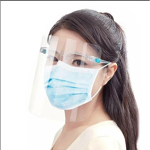 Foto Produk Face Shield Kacamata Nagita Untuk Anak dan Dewasa APD Perlindung Wajah dari topfidgetspinner
