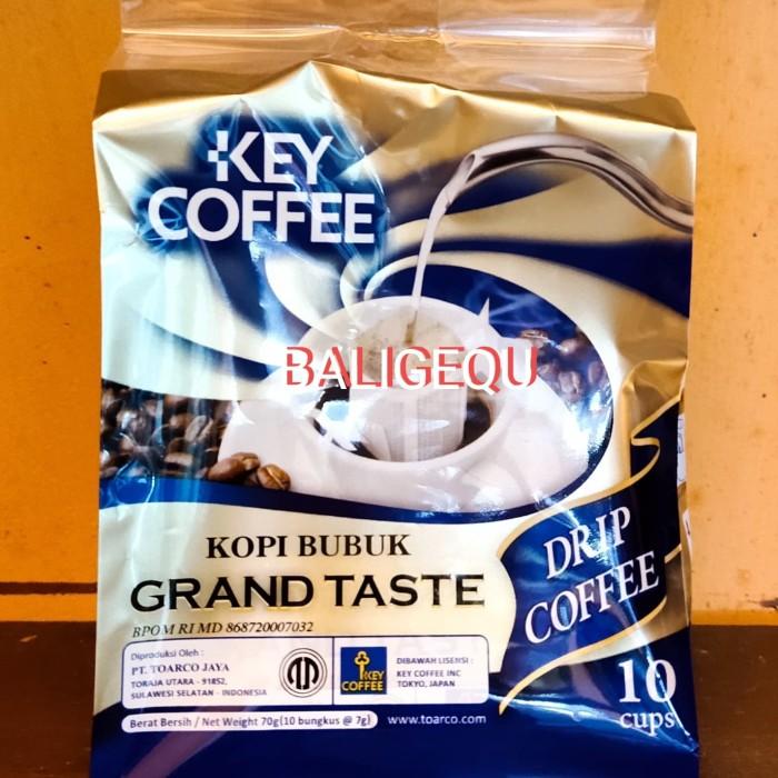 Foto Produk TOARCO Key Coffee Grand Taste dari Baligequ