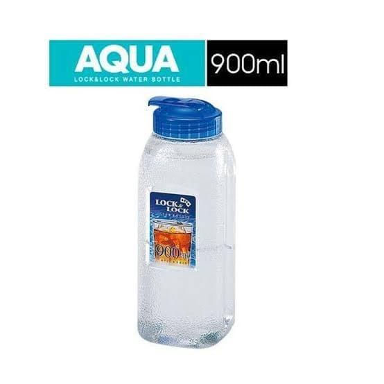 Foto Produk Lock&lock Hap728 pet water bottle 900ml Smart Safe dari CarissaChayra