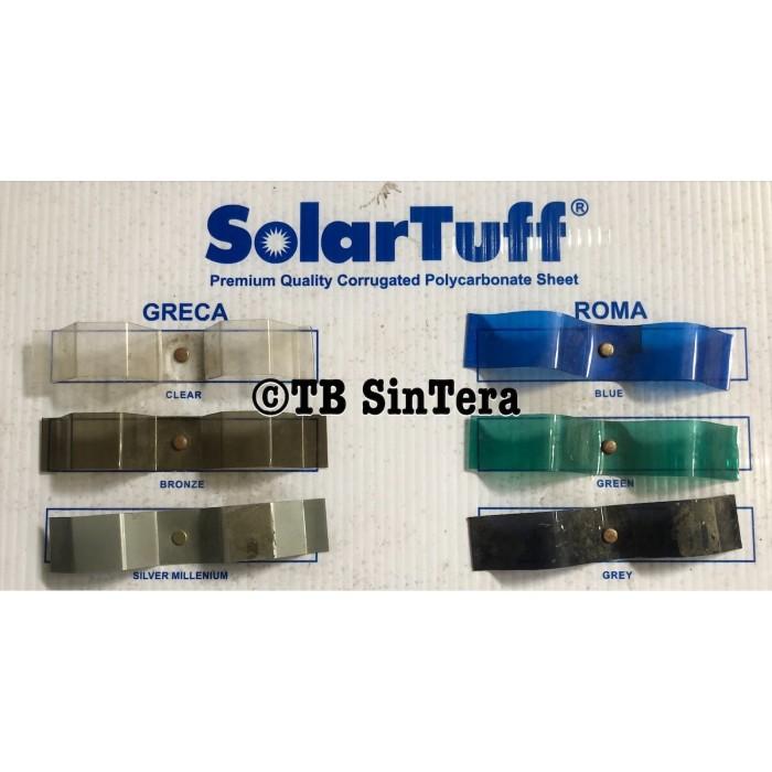 Jual Solartuff Atap Polycarbonate Greca Roma Kota Bandung Tb Sintera Tokopedia
