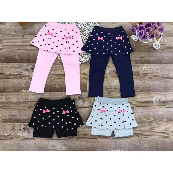 Jual Legging Rok Anak Perempuan Cewe Motif 3d Import Cotton Katun Imut Vol4 Polka Pink M Jakarta Barat Polkadots Babies Kids Tokopedia