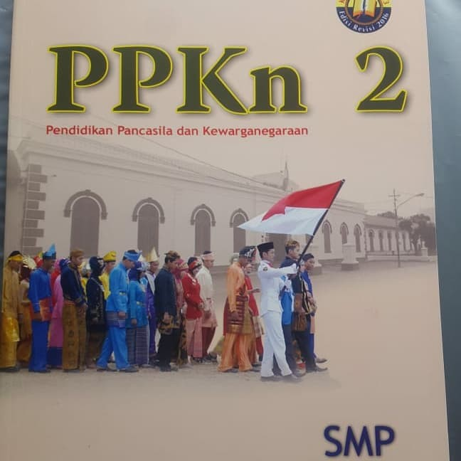 Foto Produk PPKN K13 Yudhistira SMP/MTS Kelas 2 dari MPbookstore