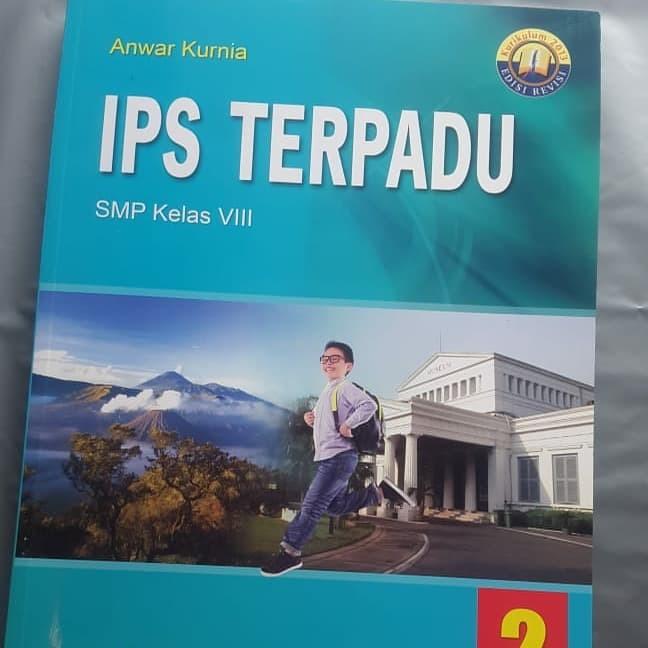 Foto Produk IPS Terpadu K13 Yudhistira SMP/MTS Kelas 2 dari MPbookstore