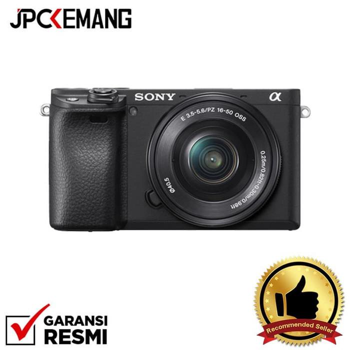 Foto Produk Sony Alpha A6400 kit 16-50mm GARANSI RESMI - Hitam dari JPCKemang