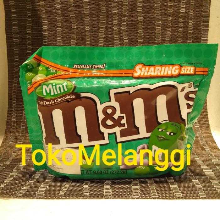 Jual M M S M M Mint Dark Chocolate Chocolate Candies Sharing Size 272 2 G Jakarta Pusat Tokomelanggi Tokopedia