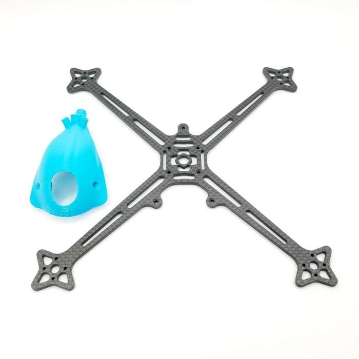 Foto Produk Brotherhobby Hyperbola 5 inch sub 250g Premium Toray Carbon Frame Kit dari DooFPV