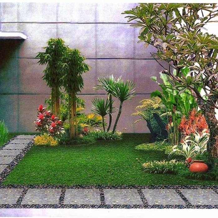 Jual Taman Rumah Minimalis Ukuran 10m Khusus Area Jabodetabek Kab Bogor Taman Nurseri Tokopedia