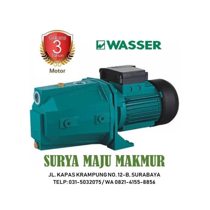 Jual pompa air wasser pw 120 jet semi jetpump jet pump ...