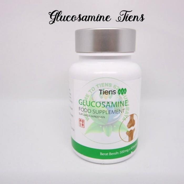 Foto Produk GLUCOSAMINE TIENS |SENDI&TULANG|TANPAEFEKSAMPING|ORIGINAL dari tiens 627 surabaya
