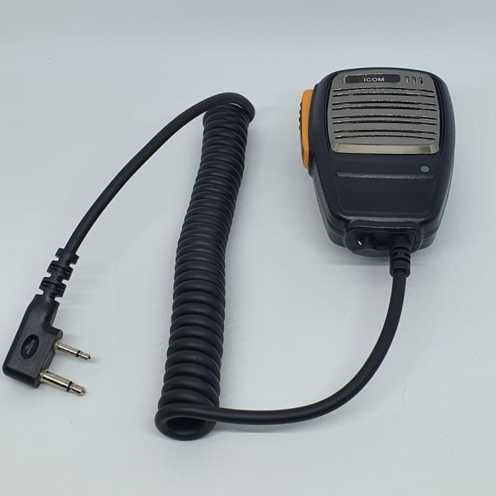 Foto Produk EXTRA MIC HT ICOM JACK L SAMPING dari sumber rejeki electronic