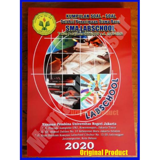 Foto Produk Buku Kumpulan Soal-soal tes PSB Labschool SMA 2020 dari mamang caesar