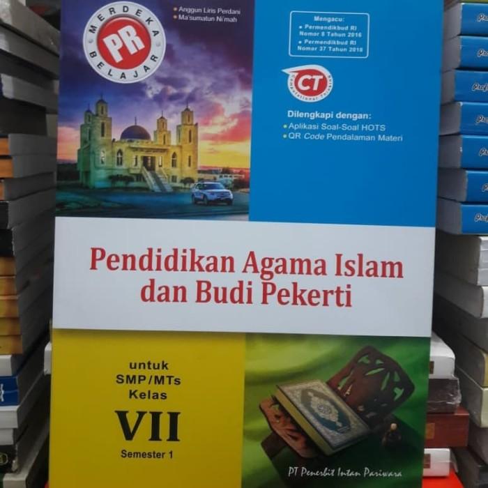 Jual Pr Smp Mts Kelas 7 Semester 1 Pai Kota Surabaya Tb Mega Jaya Tokopedia