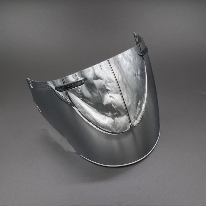 Foto Produk Arai SAMZ MIRROR SHIELD (1215) Visor Helm Half Face - Semi Silver dari Arai Indonesia