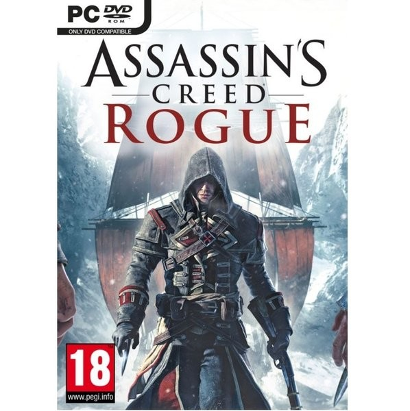 Jual Assassin Creed Rogue Pc Dvd Game Not Original Jakarta