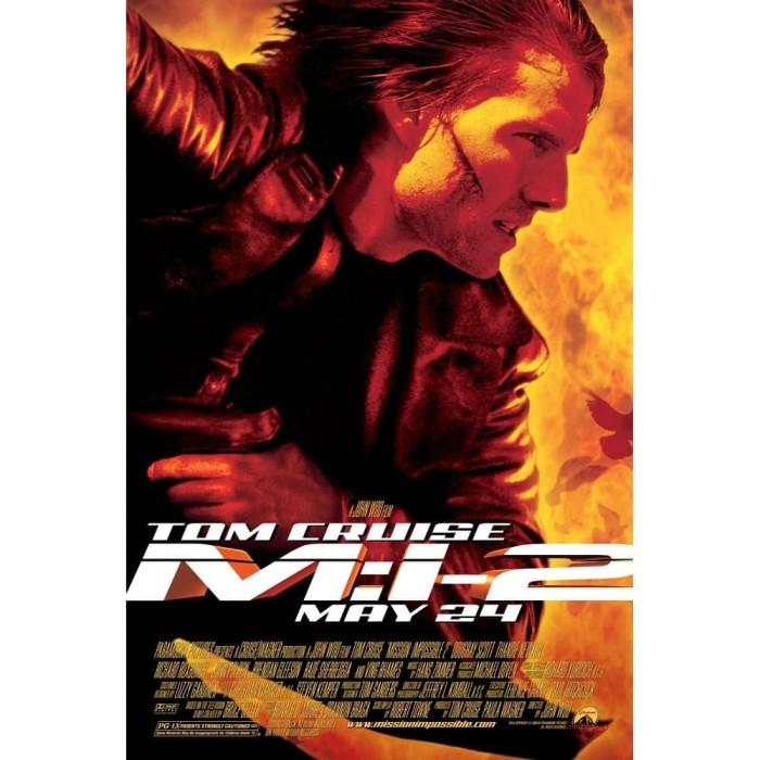 Jual Film Mission Impossible Ii 2000 Teks Indonesia Play Dvd Player Kota Bandung Factory Movie Dvd Tokopedia