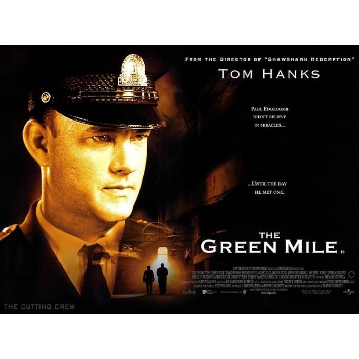 Jual Film The Green Mile 1999 Teks Indonesia Play Dvd Player Kota Bandung Factory Movie Dvd Tokopedia