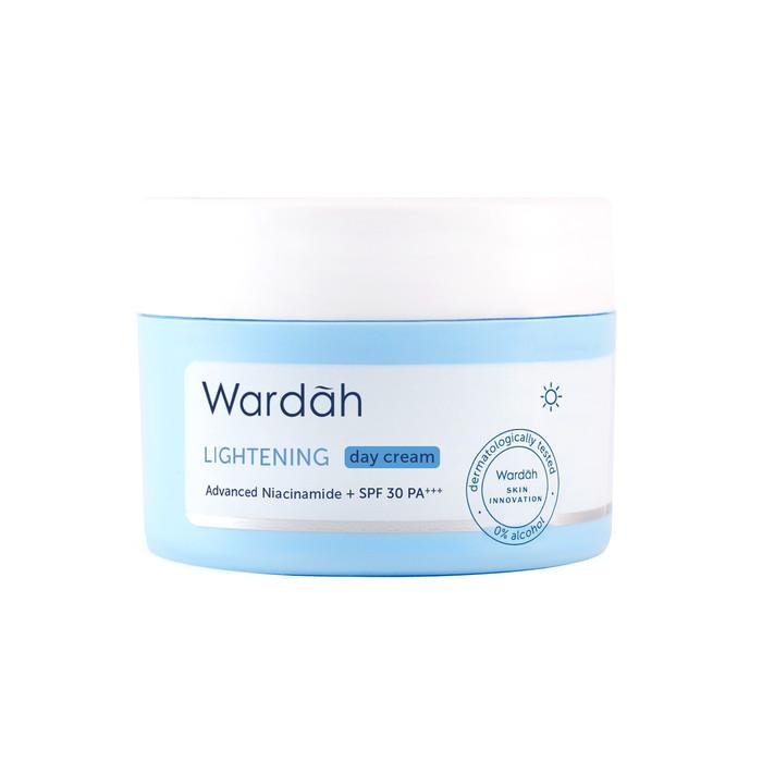Foto Produk Wardah Lightening Day CreamAdvanced Niacinamide 30 g dari Wardah Official