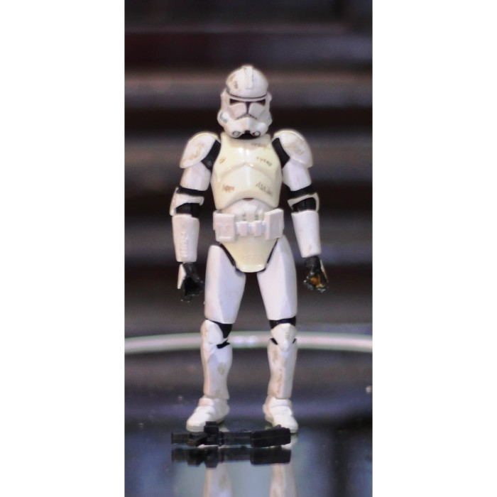 Jual Star Wars Revenge Of The Sith Super Articulated Clone Trooper Kota Tangerang Selatan Hellion Toys Tokopedia