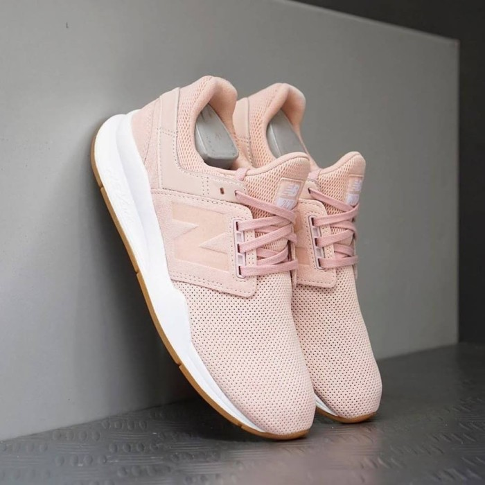 new balance 247 peach