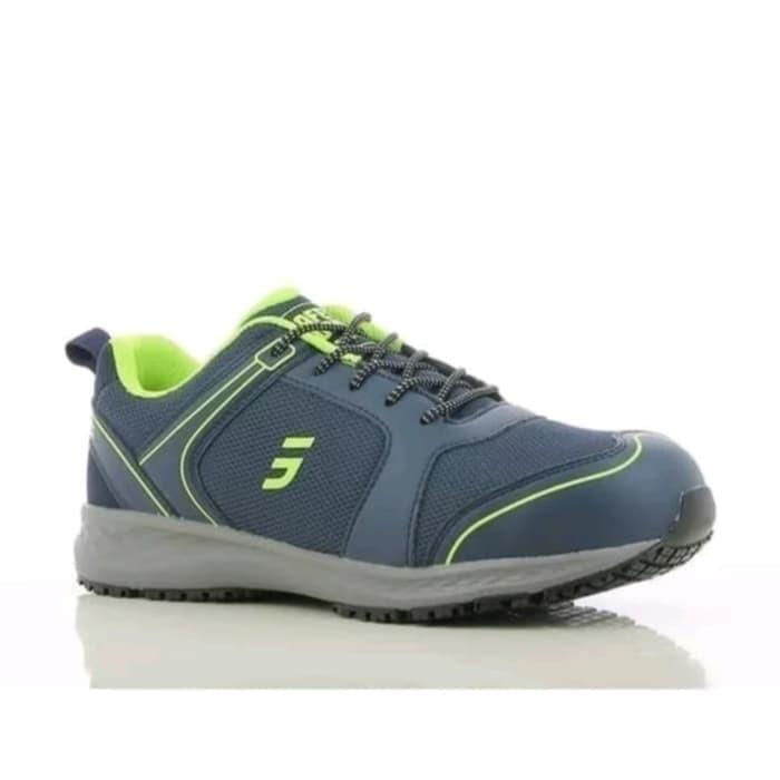 Foto Produk Sepatu Safety Jogger Type BALTO NAVY (Size 45, 46) dari Mulia Komputer