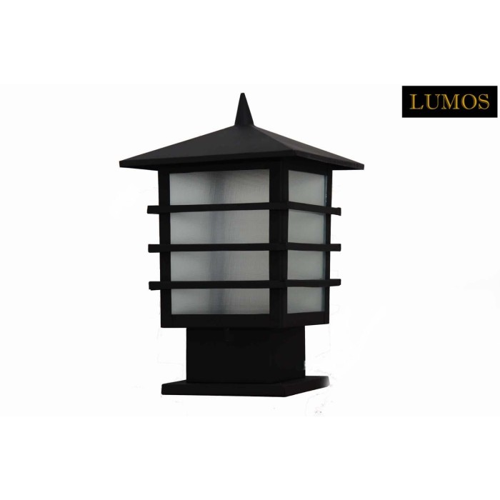 Jual Lampu Taman Minimalis Lampu Hias Lampu Pilar 09 Kab Tangerang Lumos Decorative Light Tokopedia