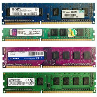 Foto Produk Memory DDR3 4GB Ram Utk Komputer - Merek acak, 1333MHZ dari Smith Tom