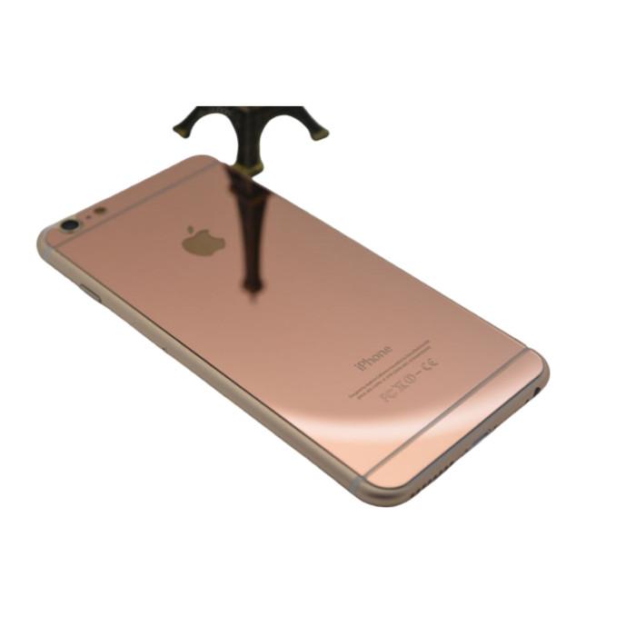 Jual Mirror Tempered Glass Iphone 6 6s Back Rose Gold Only Biru Kota Batam Bintang Online 8 Tokopedia