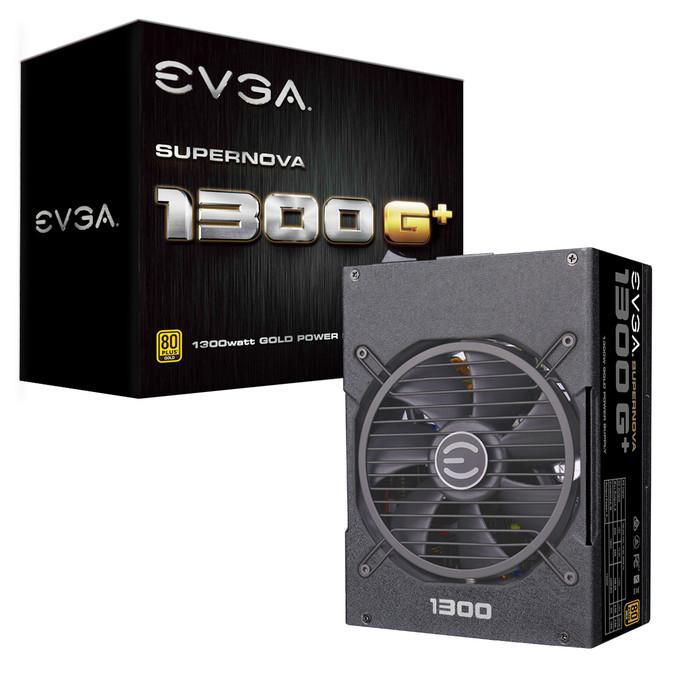 Foto Produk Power Supply EVGA Super Nova Gold 1300W G+ 1300 Watt dari PojokITcom Pusat IT Comp