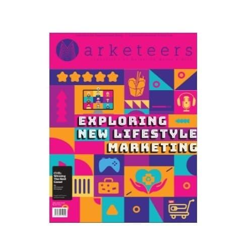 Foto Produk Majalah Marketeers edisi July 2020 dari Marketeers Store